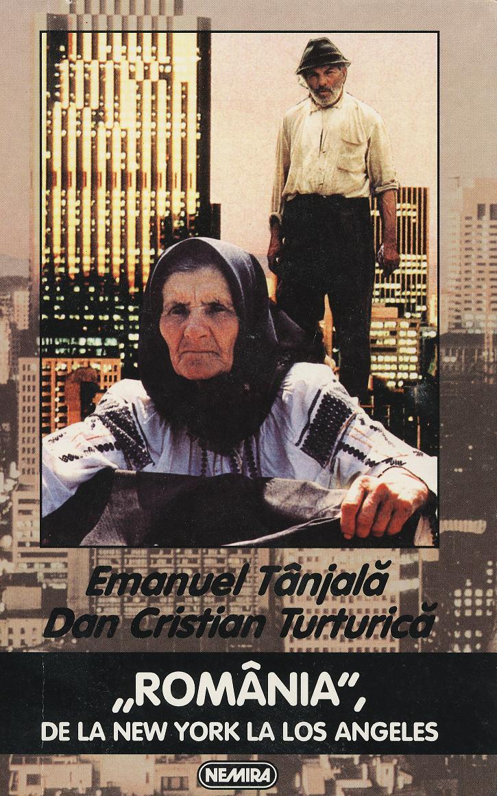 Coperta cartii de interviuri E. Tanjala si D. Turturica