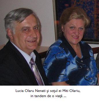 Sotii Lucia Nenati Olaru si Dimitrie Olariu